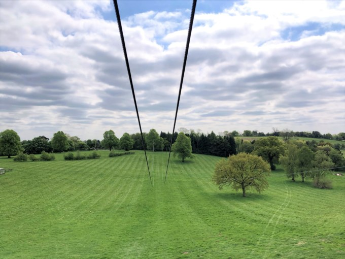 Zip-wire-top